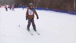 让每个孩子都能享受冬季运动