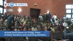 VOA60 Afrikaa - Nigeria: Kidnapped Boys to Be Reunited With Families Friday
