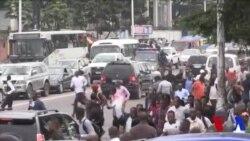 Tirs et gaz lacrymogène à Kinshasa après une messe du cardinal Monsengwo (vidéo)