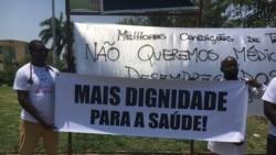 Medicos avisam de nova greve nacional - 1:18