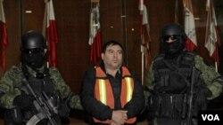 Felipe Cabrera Sarabia tenía a su cargo el tráfico de drogas para el Cartel de Sinaloa en el estado de Durango y en el sur de Chihuahua.