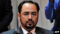 صلاح الدین ربانی، رئیس شورای عالی صلح افغانستان