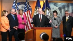 Press Conference on the US Congressional delegation's historic visit to Tibet