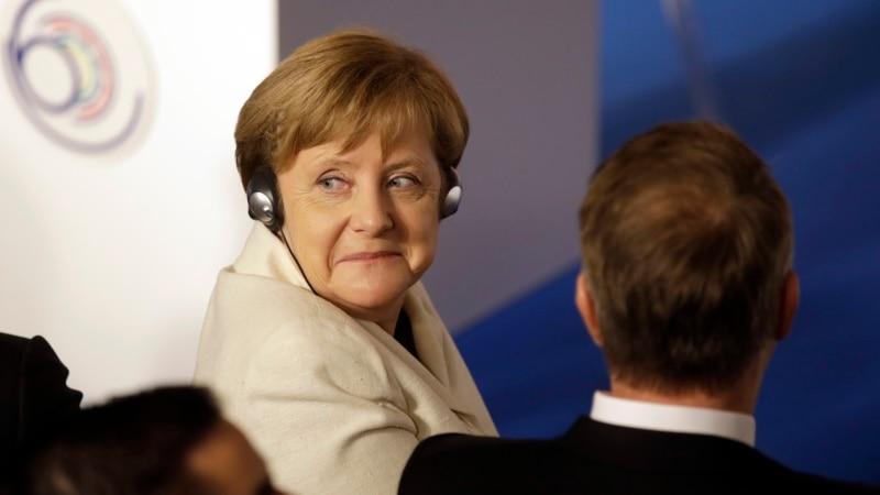 Merkel Faces Election Test in Western German State