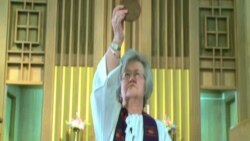 Catholic Activists Press for Female Priests