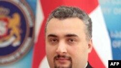 Заместитель министра иностранных дел Грузии Серги Капанадзе