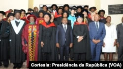 Mia Couto recebe Honoris Causa