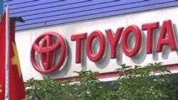 Retiro del mercado de autos Toyota