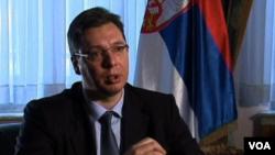 Aleksandar Vučić (arhivski snimak)