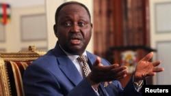 Presiden Republik Afrika Tengah Francois Bozize telah tiba di ibukota Kamerun, Yaouande Senin 25/3 (foto: dok).