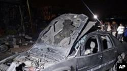 عراق: کار بم دھماکے میں 28 افراد ہلاک