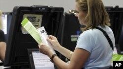 Según Gallup, el 52 por ciento de los votantes tempranos han dado su sufragio a Romeny y el 46 por ciento a Obama.