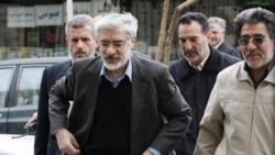 دیوار آهنی پیرامون خانه میرحسین موسوی و زهرا رهنورد