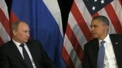 Syria, Surveillance Issues Await Obama At G8, Berlin