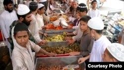 چندہ افطاری انتظامات کے لئے بھی معاون