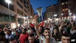 تظاهرات مسالمت آمیز مخالفان در ایروان - آرشیو