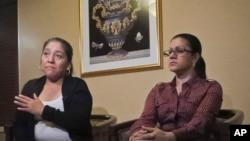 Victorina Morales (izq.) será invitada al discurso sobre el Estado de la Unión que se llevará a cabo el martes, 5 de febrero.