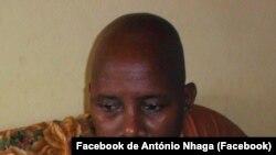 António Nhaga, bastonário da Ordem dos Jornalistas, Guiné-Bissau