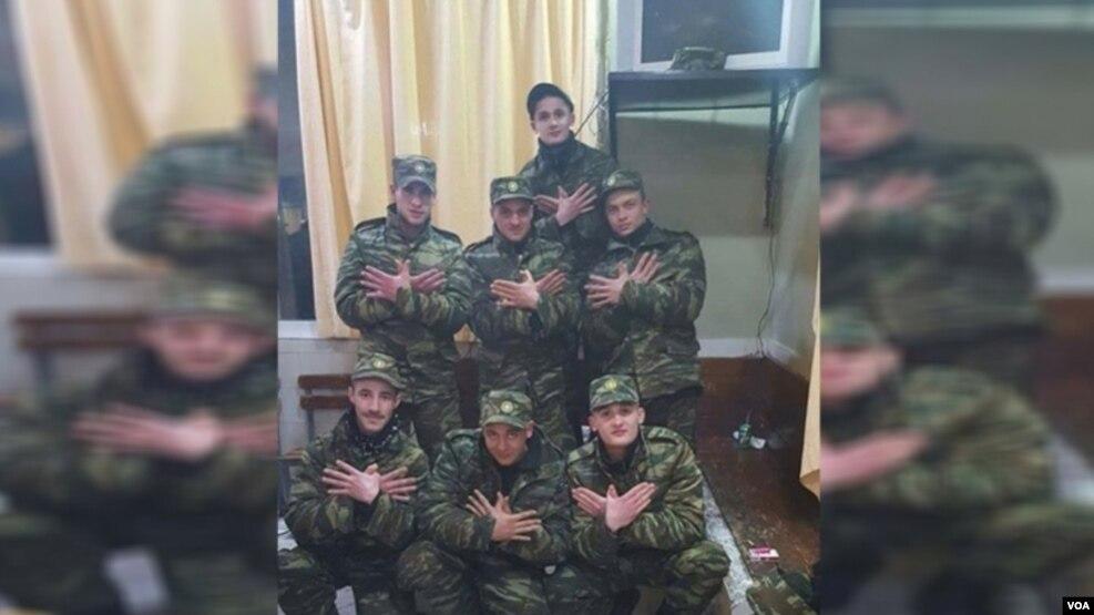 7 rekrutë me origjinë shqiptare në ushtrinë greke hetohen për shkelje