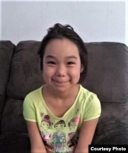 """Ten-year-old Ashley Barr Johnson, whose body was found September 14, 2018, in the rugged tundra outside Kotzebue, Alaska. Peter Wilson, 41, also from Kotzebue, has been charged in her kidnapping, sexual assault and murder. Courtesy: Walter """"Scotty"""" Bar"""