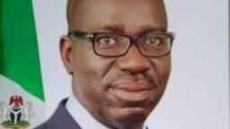 Gwamnan jiha Edo, Mr Godwin Obaseki