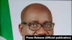 Gwamnan Jihar Edo Godwin Obaseki