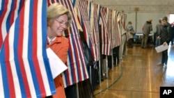 在星期二的選舉中﹐民主黨人伊麗莎白‧沃倫贏得麻薩諸塞州的參議員席位.