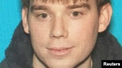 Travis Reinking, 29, of Morton, Illinois, is shown in this undated photo obtained April 22, 2018. Reinking is wanted as a person of interest by police after a fatal shooting at a Waffle House restaurant near Nashville, Tennessee, April 22, 2018. (Metro N