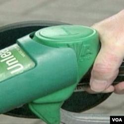 Pumpa sa bigorivom, etanol