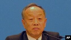 中国全国人大发言人李肇星