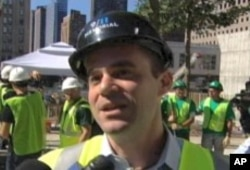Joe Daniels, President of the National September 11 Memorial & Museum