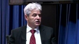 Ali Ahmeti: Dalja e BDI-së nga qeveria, nuk do ta zgjidhte krizën
