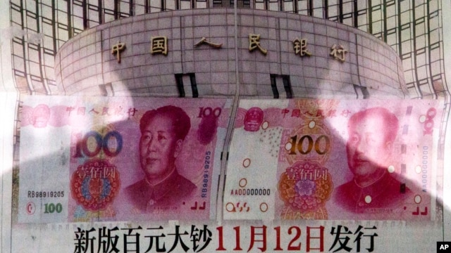 Sau khi xảy ra vụ tuột dốc của thị trường chứng khoán Trung Quốc và kim ngạch xuất khẩu trong tháng trước bị sụt gần 9%, ngân hàng trung ương Trung Quốc không có chọn lựa nào khác hơn là để cho đồng Nguyên giảm giá.
