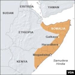 Pasukan Khusus Amerika Selamatkan Sandera di Somalia