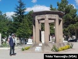 Ankara Cebeci Şehitliği