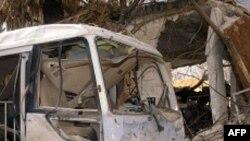 Սիրիայի Հալեպ քաղաքում պայթյունների պատճառով բազմաթիվ զոհեր կան