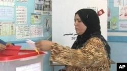 نخستین انتخابات دموکراتیک تونس