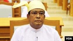 برما کے نئے نائب صدر نیان ٹن