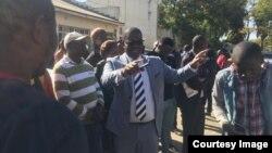 Min Fortune Chasi In Bulawayo
