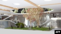 """Cơ quan cứu trợ Liên Hiệp Quốc dự định xây 20 ngôi trường """"xanh"""" ở Gaza"""