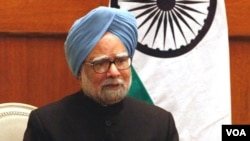 Perdana Menteri India, Manmohan Singh (foto: dok).