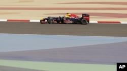 Sebestian Vettel trở thành người thắng giải cuộc đua Grand Prix giữa các biện pháp an ninh chặt chẽ