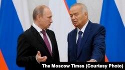 Putin va Karimov, 10-dekabr, 2014