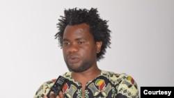 João Malavindele, diretor da OMUNGA - organização de direitos humanos angolana