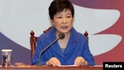 南韓總統朴槿惠(資料照片)