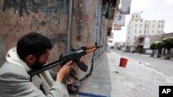 动乱席卷也门全国各地