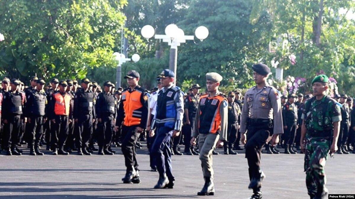 Pemerintah, Polri dan Masyarakat Amankan Jawa Timur Selama Lebaran