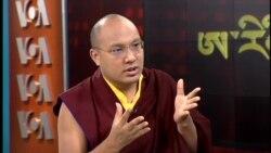 17世噶玛巴活佛谈达赖喇嘛转世(2)