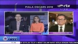 Laporan Langsung VOA untuk RTV: Oscars 2019