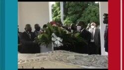 Ann Ayiti--Yon Opozisyon Politik Divize Reklame Demisyon Prezidan Jovenel Moise nan Okazyon 18 Novanm nan